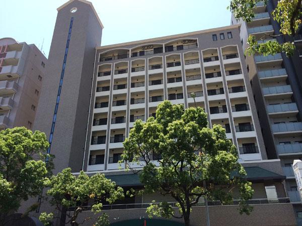 #09 早良区 西新Hマンション 大規模改修工事